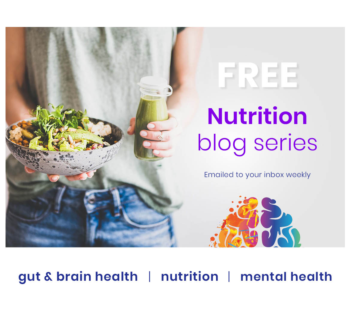 Nutrition blog series